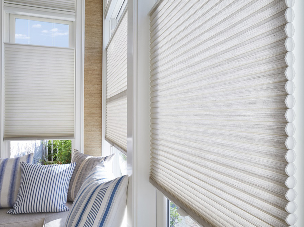 Cellular or Honeycomb Shades