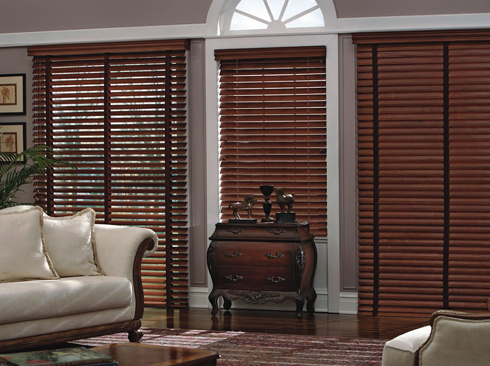 Hardwood Blinds Little Rock